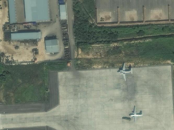 Ảnh vệ tinh công khai bí mật, Su-57 Nga vẫn hiện diện ở Syria ảnh 7