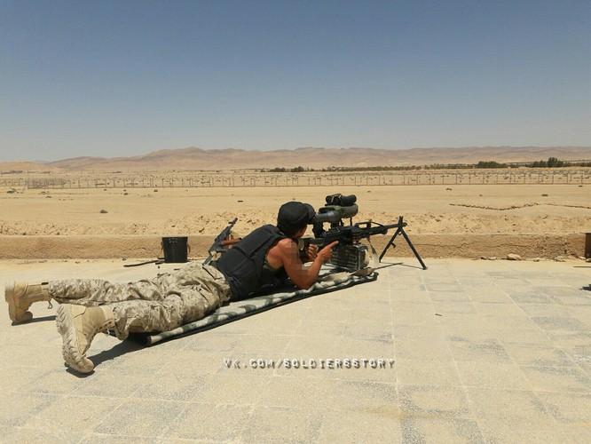 Trận tử chiến tại Syria của lính đặc nhiệm – anh hùng Nga ảnh 3