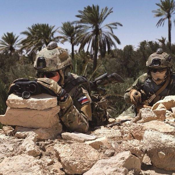 Trận tử chiến tại Syria của lính đặc nhiệm – anh hùng Nga ảnh 5