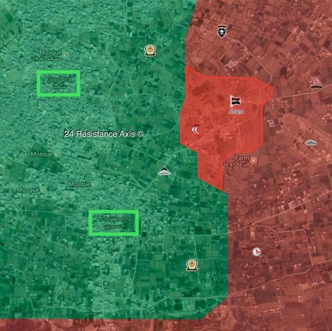 Quân tinh nhuệ Syria dốc sức tấn công sào huyệt Đông Ghouta, Mỹ đe dọa không kích ảnh 2