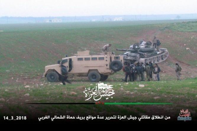 Nga giáng đòn trừng phạt quân thánh chiến Syria tại Hama ảnh 1
