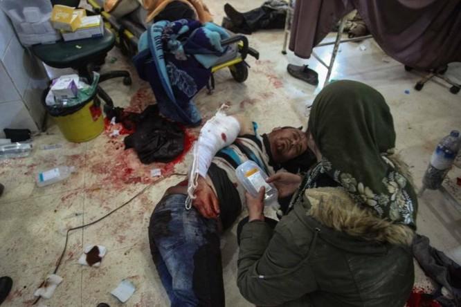 Pháo binh, không quân Thổ Nhĩ Kỳ tập kích Afrin, hàng chục người dân Kurd thiệt mạng ảnh 2