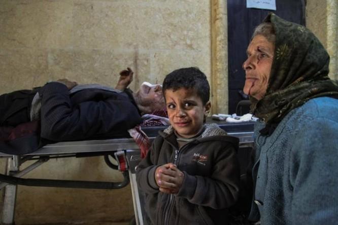 Pháo binh, không quân Thổ Nhĩ Kỳ tập kích Afrin, hàng chục người dân Kurd thiệt mạng ảnh 3