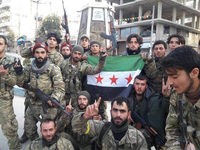 Người Kurd Syria đầu hàng, giao nộp thành phố Afrin cho Thổ Nhĩ Kỳ ảnh 1