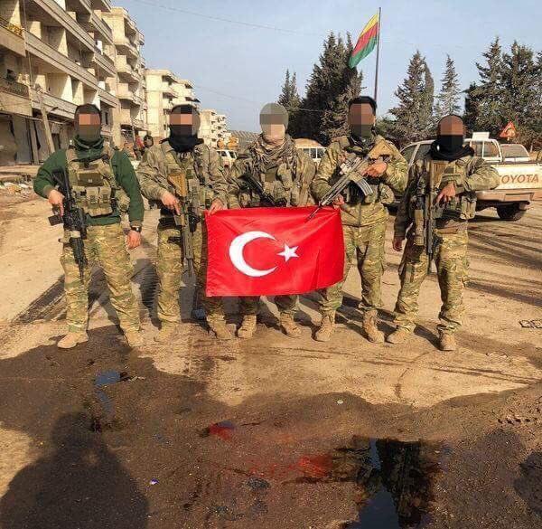 Người Kurd Syria đầu hàng, giao nộp thành phố Afrin cho Thổ Nhĩ Kỳ ảnh 2