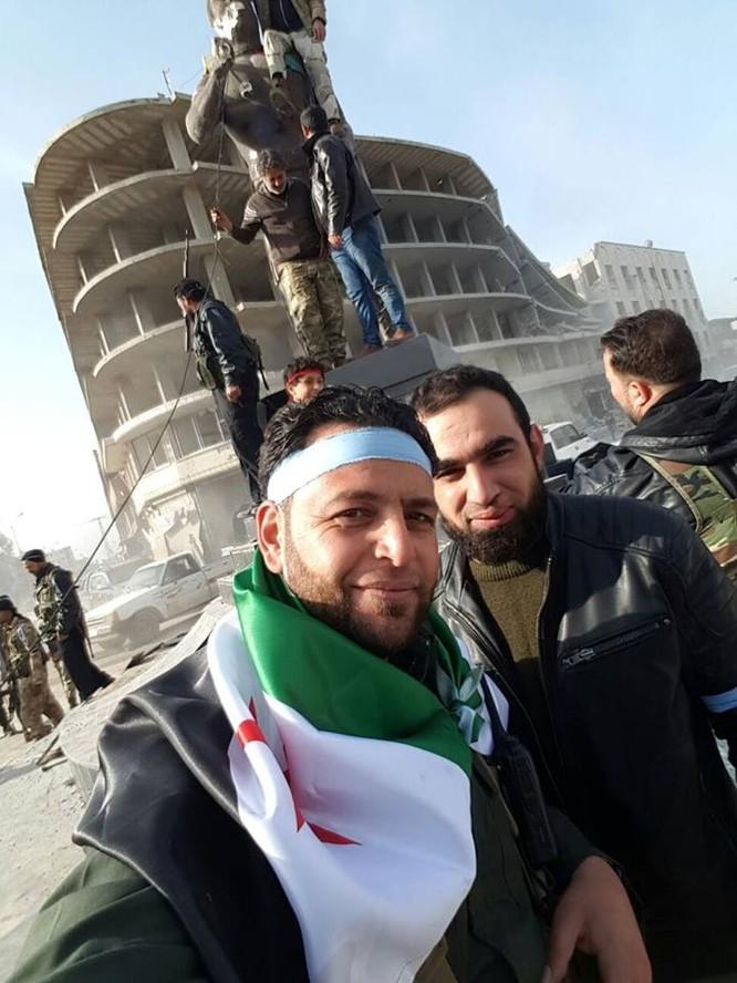 Người Kurd Syria đầu hàng, giao nộp thành phố Afrin cho Thổ Nhĩ Kỳ ảnh 4