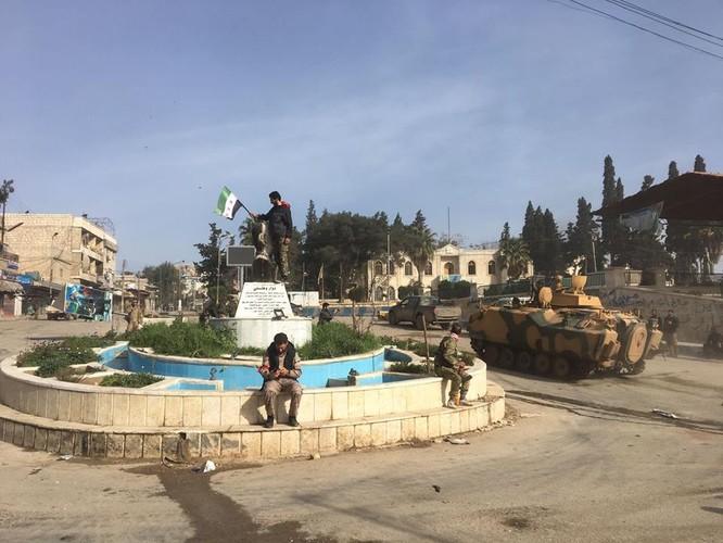 Người Kurd Syria đầu hàng, giao nộp thành phố Afrin cho Thổ Nhĩ Kỳ ảnh 5