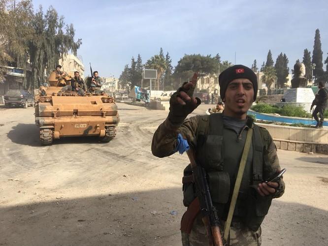 Người Kurd Syria đầu hàng, giao nộp thành phố Afrin cho Thổ Nhĩ Kỳ ảnh 6