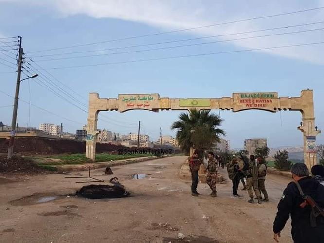 Người Kurd Syria đầu hàng, giao nộp thành phố Afrin cho Thổ Nhĩ Kỳ ảnh 7