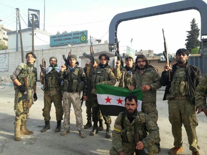 Người Kurd Syria đầu hàng, giao nộp thành phố Afrin cho Thổ Nhĩ Kỳ ảnh 8