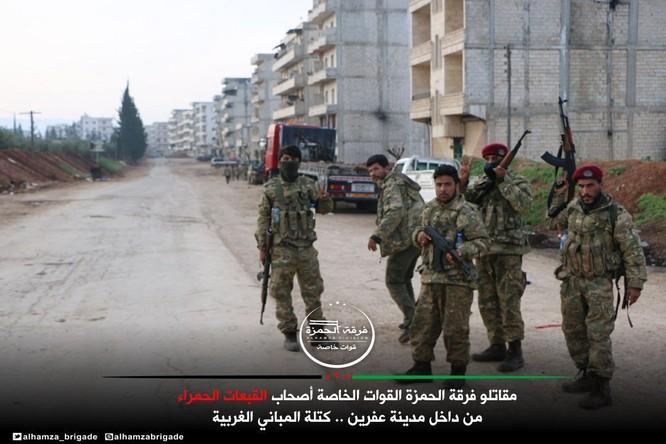 Người Kurd Syria đầu hàng, giao nộp thành phố Afrin cho Thổ Nhĩ Kỳ ảnh 9