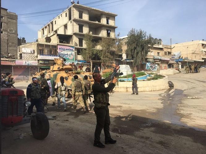 Người Kurd Syria đầu hàng, giao nộp thành phố Afrin cho Thổ Nhĩ Kỳ ảnh 11