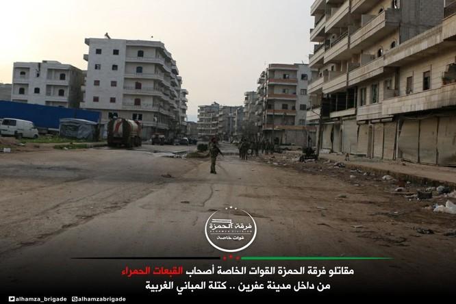 Người Kurd Syria đầu hàng, giao nộp thành phố Afrin cho Thổ Nhĩ Kỳ ảnh 12