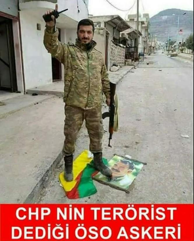 Người Kurd Syria đầu hàng, giao nộp thành phố Afrin cho Thổ Nhĩ Kỳ ảnh 13