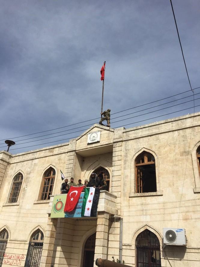 Người Kurd Syria đầu hàng, giao nộp thành phố Afrin cho Thổ Nhĩ Kỳ ảnh 18