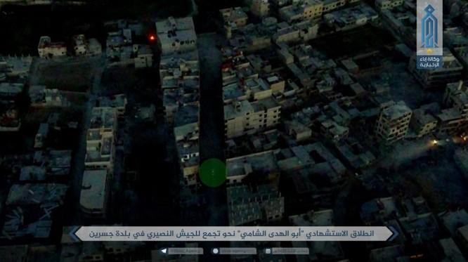 Quân đội Syria quyết nghiền nát phe thánh chiến, bất chấp giá đắt tại Đông Ghouta ảnh 2
