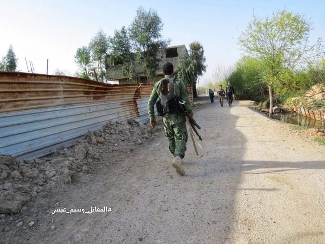 Quân đội Syria đè bẹp thánh chiến tử thủ cứ địa Kafr Batna, 80% Đông Ghouta được giải phóng ảnh 1