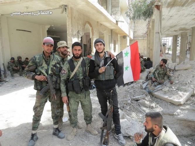 Quân đội Syria đè bẹp thánh chiến tử thủ cứ địa Kafr Batna, 80% Đông Ghouta được giải phóng ảnh 2