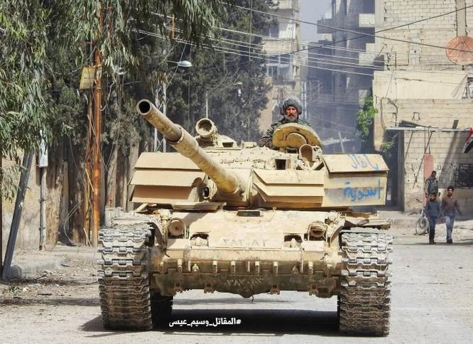 Quân đội Syria đè bẹp thánh chiến tử thủ cứ địa Kafr Batna, 80% Đông Ghouta được giải phóng ảnh 3