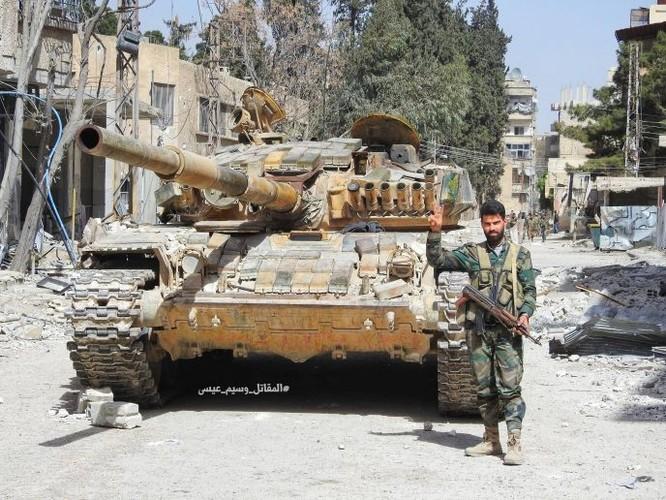 Quân đội Syria đè bẹp thánh chiến tử thủ cứ địa Kafr Batna, 80% Đông Ghouta được giải phóng ảnh 4