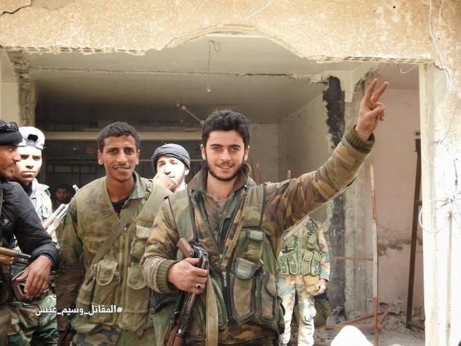 Quân đội Syria đè bẹp thánh chiến tử thủ cứ địa Kafr Batna, 80% Đông Ghouta được giải phóng ảnh 5