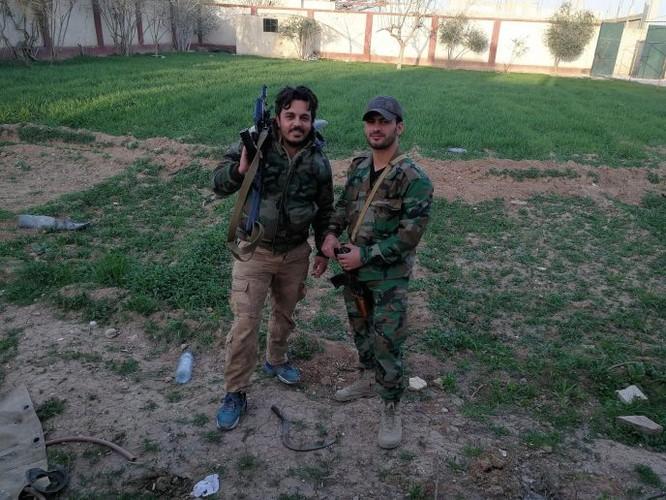 Quân đội Syria đè bẹp thánh chiến tử thủ cứ địa Kafr Batna, 80% Đông Ghouta được giải phóng ảnh 6