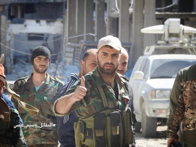 Quân đội Syria đè bẹp thánh chiến tử thủ cứ địa Kafr Batna, 80% Đông Ghouta được giải phóng ảnh 8