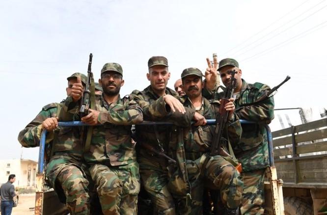 Nga yểm trợ quân đội Syria tiến vào thị trấn chiến lược Afrin sau đàm phán với Thổ thất bại ảnh 3