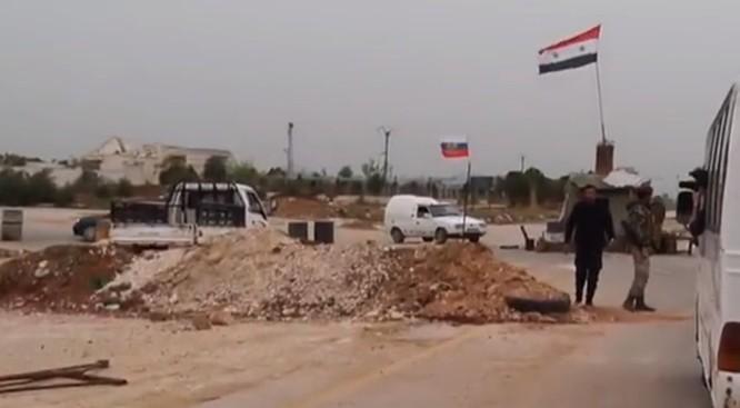 Nga yểm trợ quân đội Syria tiến vào thị trấn chiến lược Afrin sau đàm phán với Thổ thất bại ảnh 5