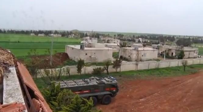 Nga yểm trợ quân đội Syria tiến vào thị trấn chiến lược Afrin sau đàm phán với Thổ thất bại ảnh 6