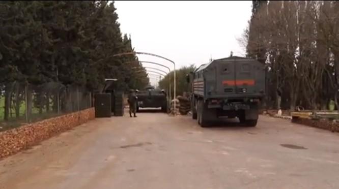 Nga yểm trợ quân đội Syria tiến vào thị trấn chiến lược Afrin sau đàm phán với Thổ thất bại ảnh 7
