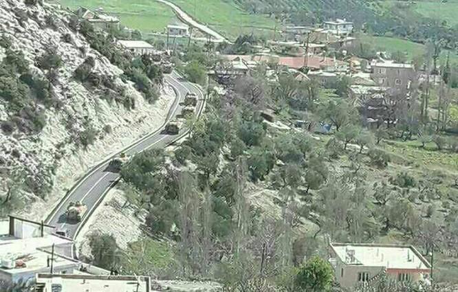 Nga yểm trợ quân đội Syria tiến vào thị trấn chiến lược Afrin sau đàm phán với Thổ thất bại ảnh 1