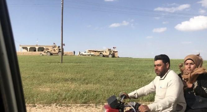 Mỹ tuần tra Aleppo đe phiến quân Syria, người Kurd diệt xe tăng Thổ Nhĩ Kỳ ảnh 1