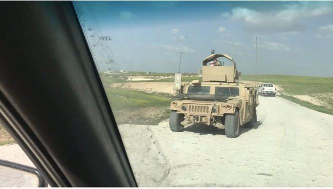 Mỹ tuần tra Aleppo đe phiến quân Syria, người Kurd diệt xe tăng Thổ Nhĩ Kỳ ảnh 2