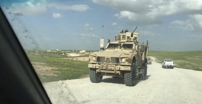 Mỹ tuần tra Aleppo đe phiến quân Syria, người Kurd diệt xe tăng Thổ Nhĩ Kỳ ảnh 3