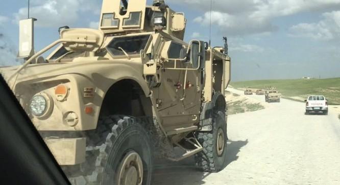 Mỹ tuần tra Aleppo đe phiến quân Syria, người Kurd diệt xe tăng Thổ Nhĩ Kỳ ảnh 4