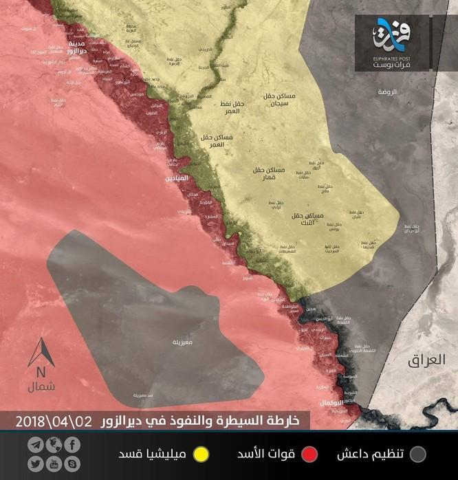 IS bất ngờ tấn công người Kurd ở Deir Ezzor, hàng chục tay súng SDF thiệt mạng ảnh 1