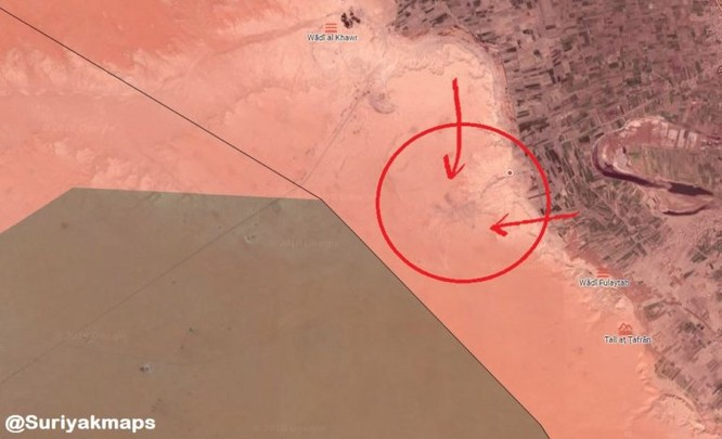 Hạ xong sào huyệt Đông Ghouta, quân đội Syria bắt đầu chiến dịch truy diệt IS trên sa mạc Deir Ezzor ảnh 1