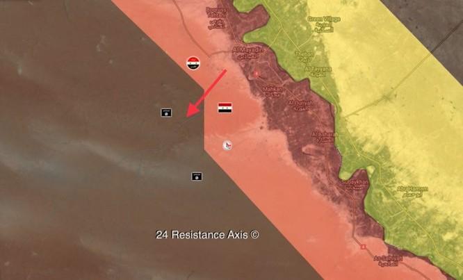 Hạ xong sào huyệt Đông Ghouta, quân đội Syria bắt đầu chiến dịch truy diệt IS trên sa mạc Deir Ezzor ảnh 2