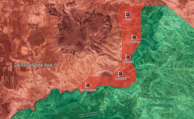 Đại thắng Đông Ghouta, Nga và quân đội Syria đoạt thêm nhiều cứ địa thánh chiến không tốn một viên đạn ảnh 1