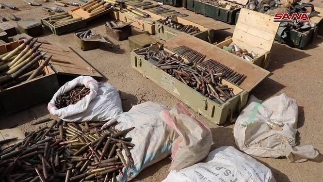 Kho vũ khí khủng tố Mỹ, Israel trực tiếp tham gia chiến trường Syria ảnh 1