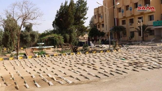 Kho vũ khí khủng tố Mỹ, Israel trực tiếp tham gia chiến trường Syria ảnh 4