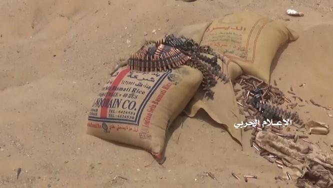 Phiến quân Houthi lại phóng tên lửa đạn đạo tấn công Ả rập Xê út ảnh 2