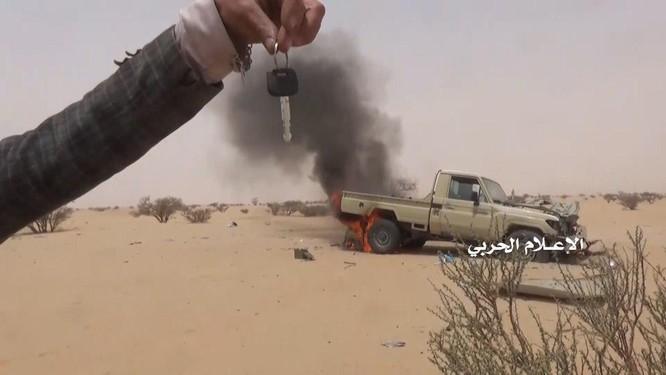 Phiến quân Houthi lại phóng tên lửa đạn đạo tấn công Ả rập Xê út ảnh 4
