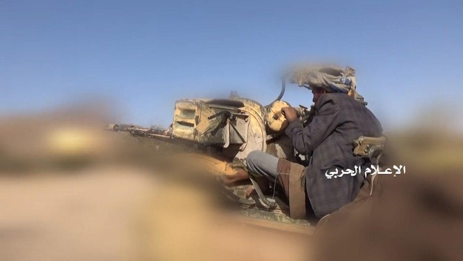 Phiến quân Houthi lại phóng tên lửa đạn đạo tấn công Ả rập Xê út ảnh 5