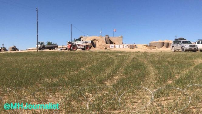 Chặn Thổ Nhĩ Kỳ triệt hạ người Kurd Syria, nhiều nước điều quân bảo vệ thị trấn chiến lược ở Aleppo ảnh 3