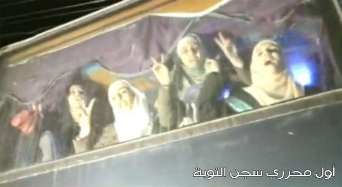 Những nữ tù nhân Syria thoát bàn tay thần chết ở tử địa Đông Ghouta ảnh 3