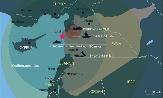 """Mỹ có thể ồ ạt phóng 400 tên lửa tấn công Syria, Nga nghênh đón với """"bảo bối"""" EW... ảnh 2"""