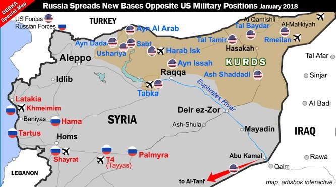 """Mỹ có thể ồ ạt phóng 400 tên lửa tấn công Syria, Nga nghênh đón với """"bảo bối"""" EW... ảnh 1"""
