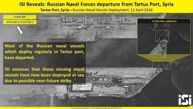 Chiến hạm Trung Quốc có thể tới Syria, Nga bắt đầu tập trận trên Địa Trung Hải ảnh 2